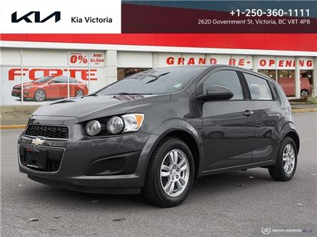 2013 Chevrolet Sonic LS Manual (Stk: FO21-200A) in Victoria - Image 1 of 22