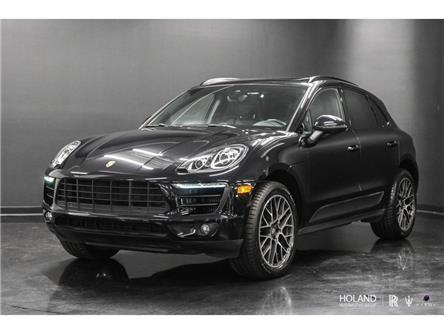 2018 Porsche Macan S (Stk: P0941A) in Montreal - Image 1 of 30