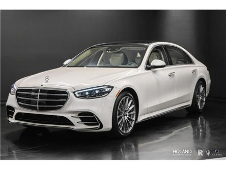2021 Mercedes-Benz S-Class S 580 4MATIC - Lease Only (Stk: A68864) in Montreal - Image 1 of 30