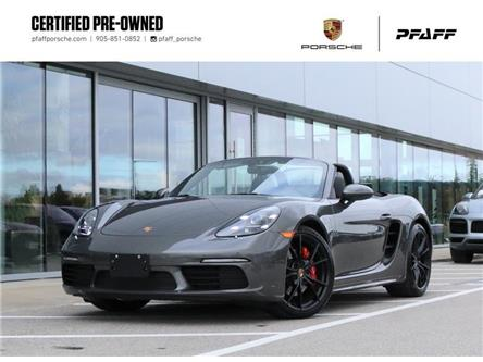 2021 Porsche 718 Boxster S PDK (Stk: U10084) in Vaughan - Image 1 of 30