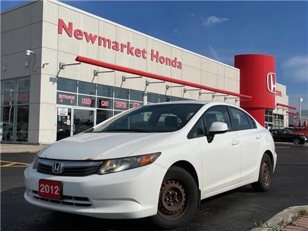 2012 Honda Civic LX (Stk: 12-427) in Newmarket - Image 1 of 15
