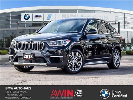 2018 BMW X1 xDrive28i (Stk: N21265A) in Thornhill - Image 1 of 28