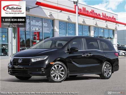 2022 Honda Odyssey EX-RES (Stk: 23425) in Greater Sudbury - Image 1 of 23