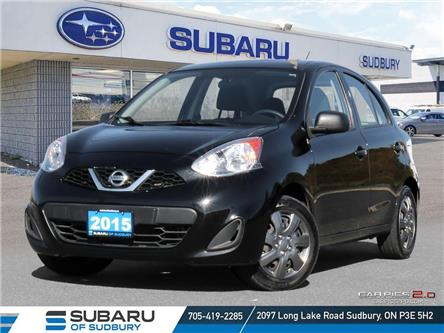 2015 Nissan Micra S (Stk: S22030A) in Sudbury - Image 1 of 19