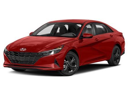 2021 Hyundai Elantra Preferred w/Sun & Tech Pkg (Stk: MU076971) in Mississauga - Image 1 of 9