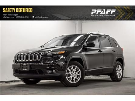2016 Jeep Cherokee North (Stk: V5587A) in Newmarket - Image 1 of 21