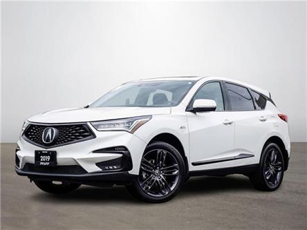 2019 Acura RDX A-Spec (Stk: C8808A) in Woodbridge - Image 1 of 23