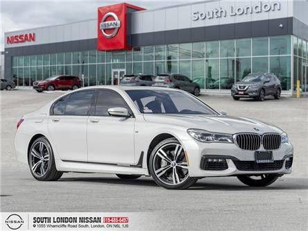 2018 BMW 750i xDrive (Stk: 14684) in London - Image 1 of 29