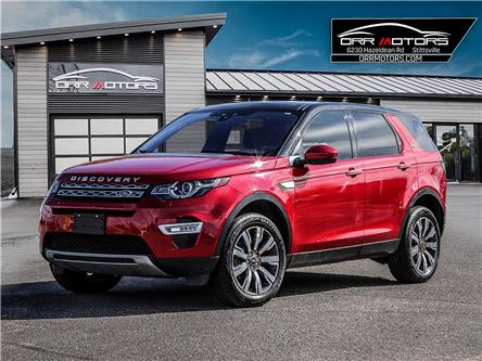 2018 Land Rover Discovery Sport HSE LUXURY (Stk: 6407) in Stittsville - Image 1 of 30