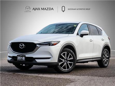 2018 Mazda CX-5 GT (Stk: P5961) in Ajax - Image 1 of 28