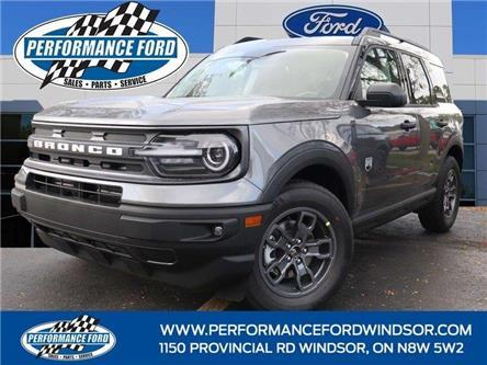 2021 Ford Bronco Sport Big Bend (Stk: BR26526) in Windsor - Image 1 of 16