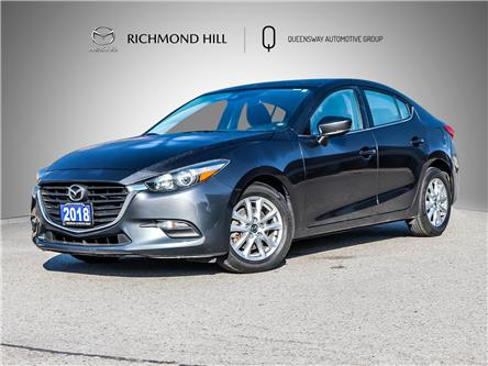 2018 Mazda Mazda3 GS (Stk: 21-693DTA) in Richmond Hill - Image 1 of 25