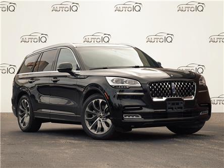 2022 Lincoln Aviator Grand Touring (Stk: AD121) in Waterloo - Image 1 of 30