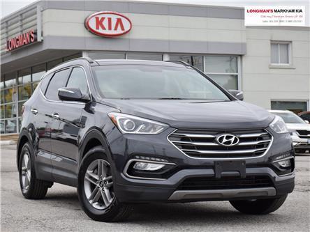 2018 Hyundai Santa Fe Sport 2.4 Premium (Stk: UC2533) in Markham - Image 1 of 30