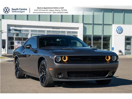2018 Dodge Challenger SXT (Stk: U6800A) in Calgary - Image 1 of 38