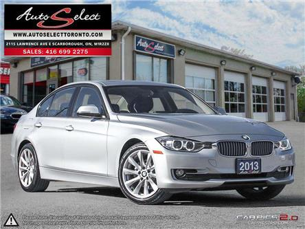 2013 BMW 320i xDrive (Stk: 13X4D211) in Scarborough - Image 1 of 29