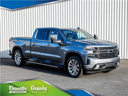 2021 Chevrolet Silverado 1500 High Country (Stk: 21-227) in Cowansville - Image 1 of 39
