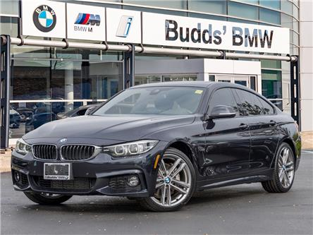 2018 BMW 440i xDrive Gran Coupe (Stk: B021774A) in Oakville - Image 1 of 30