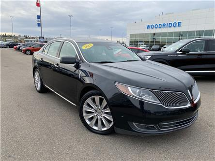 2013 Lincoln MKS EcoBoost (Stk: T30898A) in Calgary - Image 1 of 26