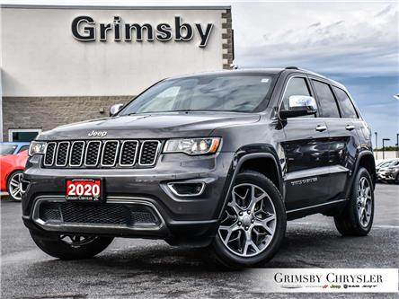 2020 Jeep Grand Cherokee Limited (Stk: U5275) in Grimsby - Image 1 of 31