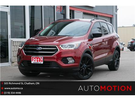 2017 Ford Escape SE (Stk: 211975) in Chatham - Image 1 of 25