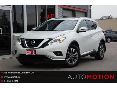 2016 Nissan Murano  (Stk: 211857) in Chatham - Image 1 of 25