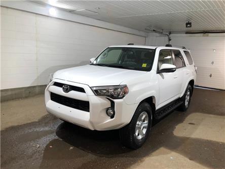 2019 Toyota 4Runner SR5 (Stk: 2138011) in Regina - Image 1 of 34