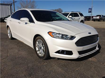 2016 Ford Fusion Titanium (Stk: 21185C) in Wilkie - Image 1 of 21
