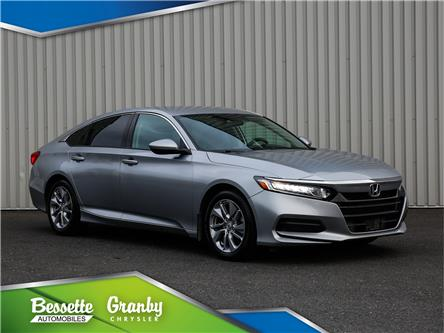 2018 Honda Accord LX (Stk: B21-471A) in Cowansville - Image 1 of 30