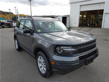2021 Ford Bronco Sport Base (Stk: 21T138) in Quesnel - Image 1 of 15