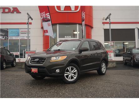 2011 Hyundai Santa Fe GLS (Stk: P21-217) in Vernon - Image 1 of 16