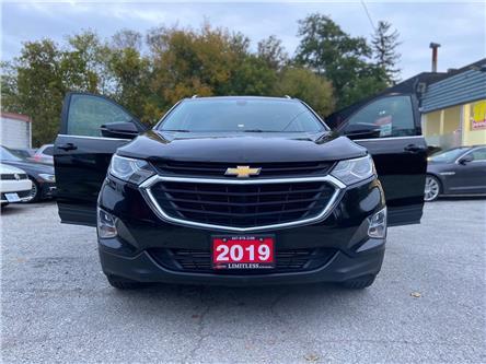 2019 Chevrolet Equinox LT (Stk: 21-077) in Ajax - Image 1 of 13