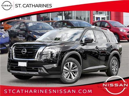 2022 Nissan Pathfinder SL (Stk: NC225874) in St. Catharines - Image 1 of 23