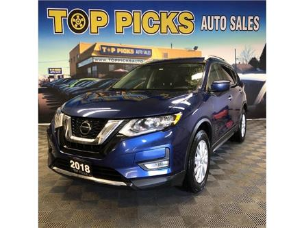2018 Nissan Rogue SV (Stk: 851680) in NORTH BAY - Image 1 of 27