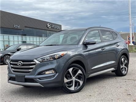 2017 Hyundai Tucson  (Stk: 4482) in Brampton - Image 1 of 20
