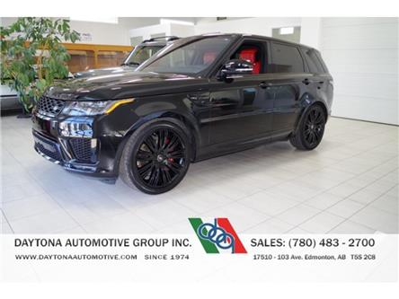 2019 Land Rover Range Rover Sport Autobiography Dynamic (Stk: 8225) in Edmonton - Image 1 of 24