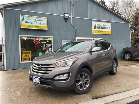 2016 Hyundai Santa Fe Sport Premium (Stk: 68794) in Belmont - Image 1 of 24