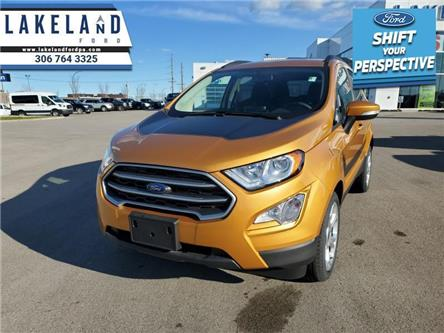 2021 Ford EcoSport SE (Stk: 21-449) in Prince Albert - Image 1 of 17
