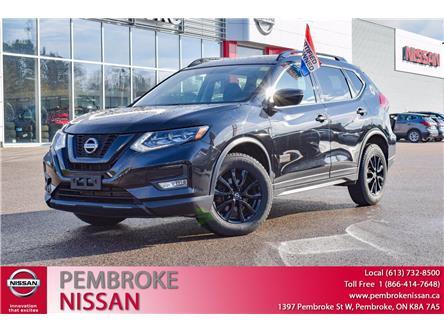 2017 Nissan Rogue SV (Stk: 21180A) in Pembroke - Image 1 of 30