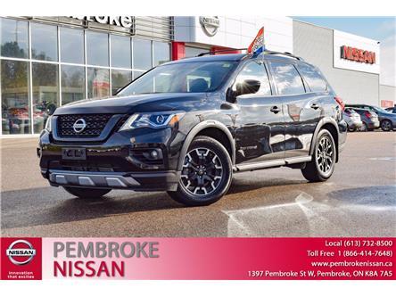 2019 Nissan Pathfinder SL Premium (Stk: P250) in Pembroke - Image 1 of 30
