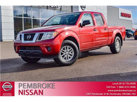2019 Nissan Frontier SV (Stk: P251) in Pembroke - Image 1 of 27