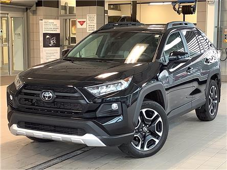 2021 Toyota RAV4 Trail (Stk: P19636) in Kingston - Image 1 of 30