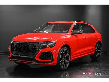 2021 Audi RS Q8 4.0T (Stk: P0960) in Montreal - Image 1 of 30