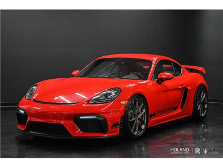 2020 Porsche 718 Cayman GT4 (Stk: wp0ac2) in Montreal - Image 1 of 30