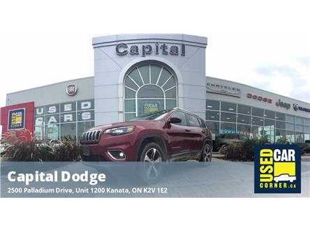 2019 Jeep Cherokee Limited (Stk: M00688A) in Kanata - Image 1 of 29