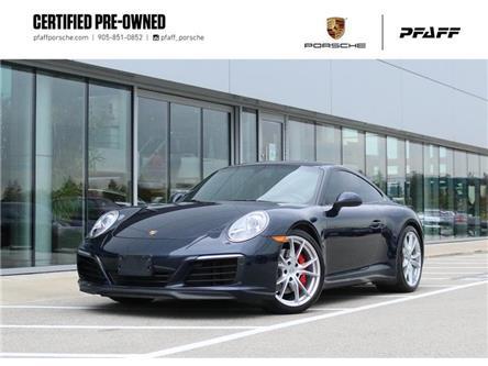 2018 Porsche 911 Carrera S Coupe (991) w/ PDK (Stk: U10113) in Vaughan - Image 1 of 30
