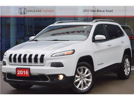 2016 Jeep Cherokee Limited (Stk: 16-220140A) in Orléans - Image 1 of 30