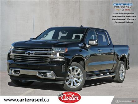 2021 Chevrolet Silverado 1500 High Country (Stk: 75523U) in Calgary - Image 1 of 27