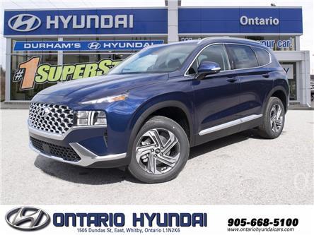 2022 Hyundai Santa Fe Preferred (Stk: 395344) in Whitby - Image 1 of 24