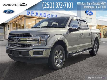 2018 Ford F-150 Lariat (Stk: ZL047AAA) in Kamloops - Image 1 of 26